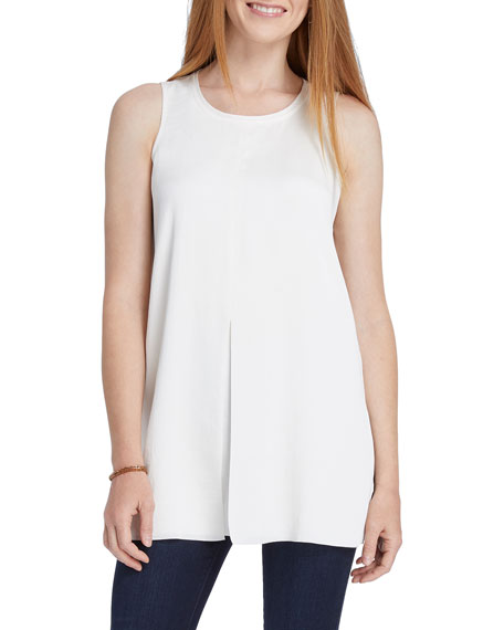 Image 1 of 4: NIC+ZOE Petite Central Sleeveless Top