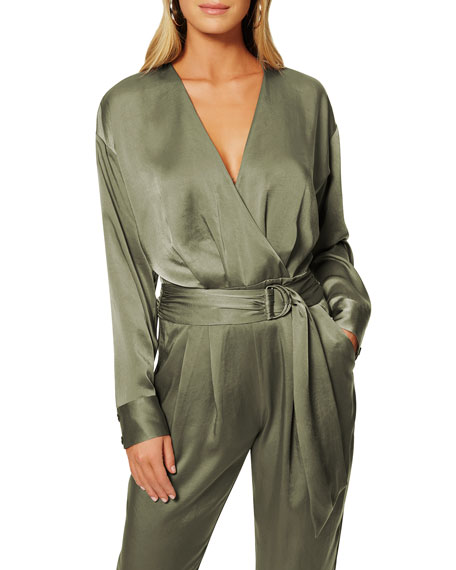 Image 4 of 4: Ramy Brook Crosby Jumpsuit