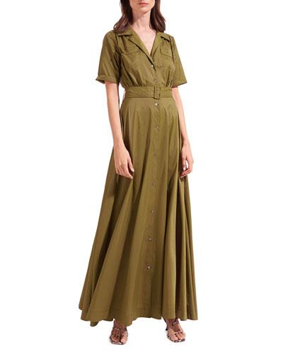 Millie Belted Dress