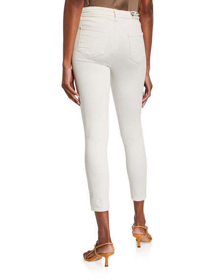 Image 2 of 3: L'Agence Margot High-Rise Skinny Ankle Jeans