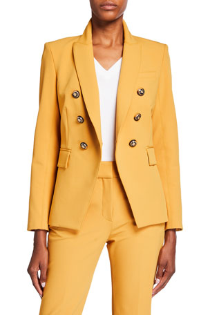 Veronica Beard Miller Stretch Dickey Jacket