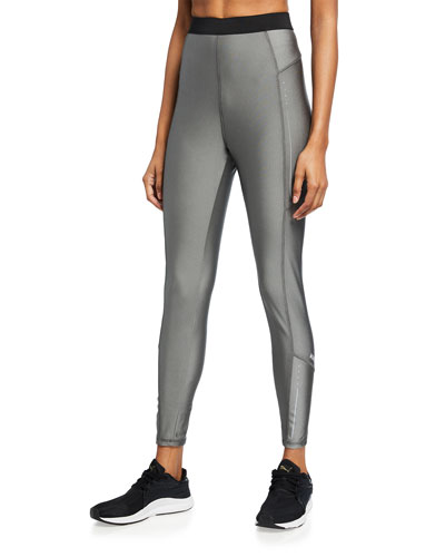 Moncler Side Logo Leggings
