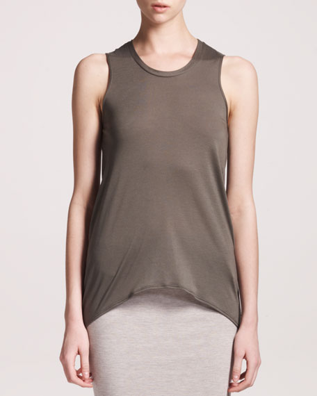 Kinetic Jersey High-Low Tank