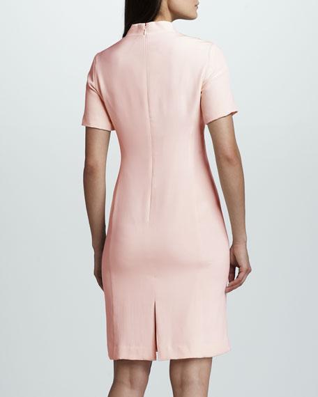 Surplice Dress