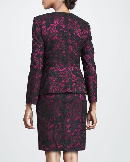 Lace Suit