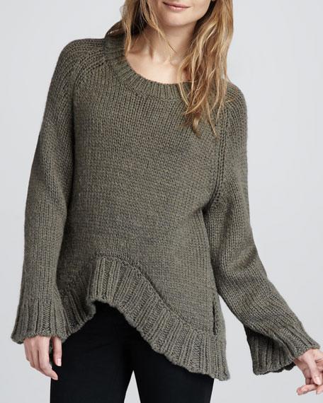 Knopy Loose Sweater