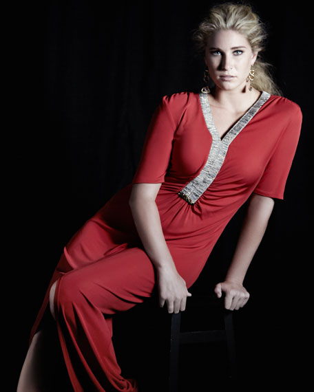 Ceil Long Dress, Women's