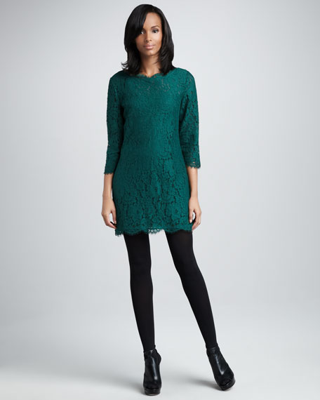 Portia Lace Dress