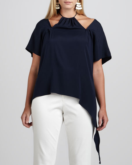 Des Asymmetric Top, Women's