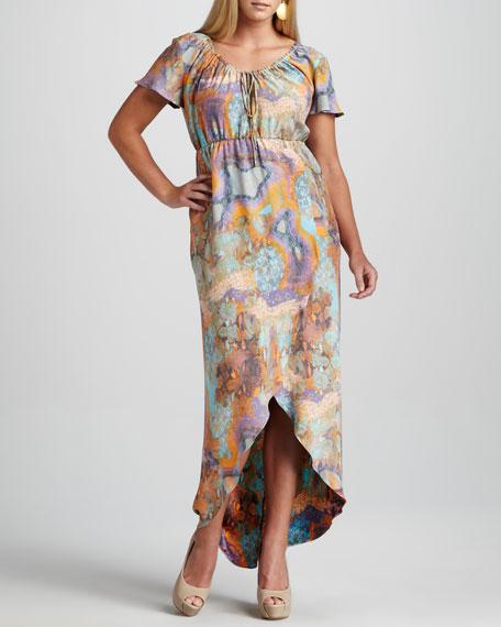 JilRo Keira Long Dress, Women's