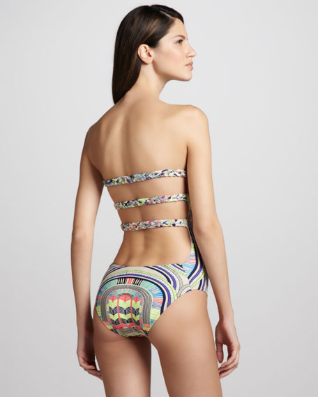 Electric Casino One-Piece