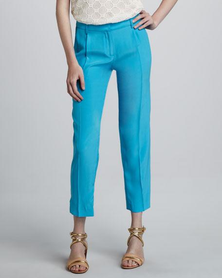 Nicole Straight-Leg Pants