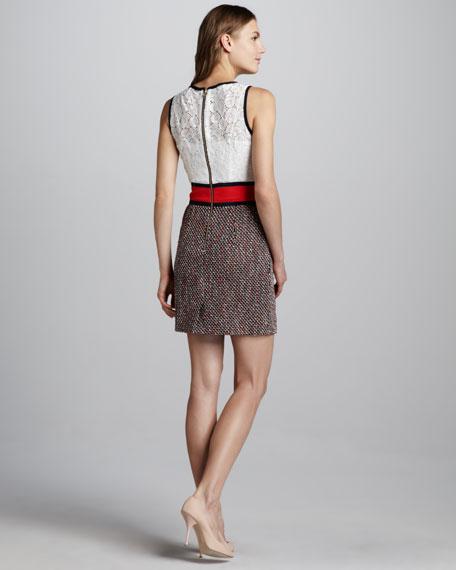 Francesca Combo Dress
