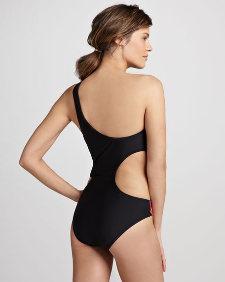 Yukateca Cutout One-Piece