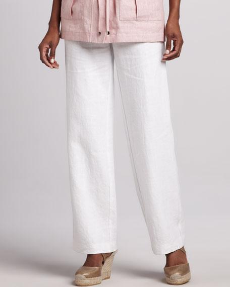 Long Linen Pants