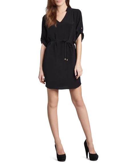 Stacy Tie-Waist Dress