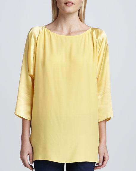 Laney Silk Top
