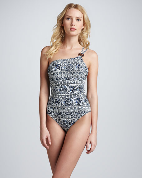 Ravello Printed One-Piece Swimsuit