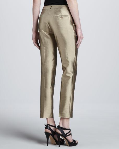 Samantha Shantung Pants