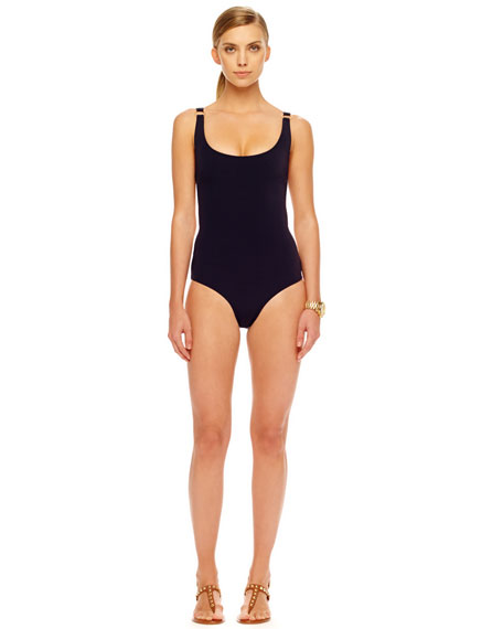 Ring-Side One-Piece
