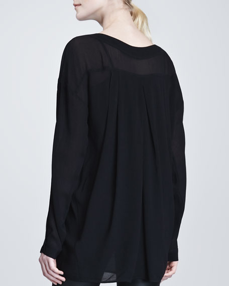 Laurelei Pullover Blouse