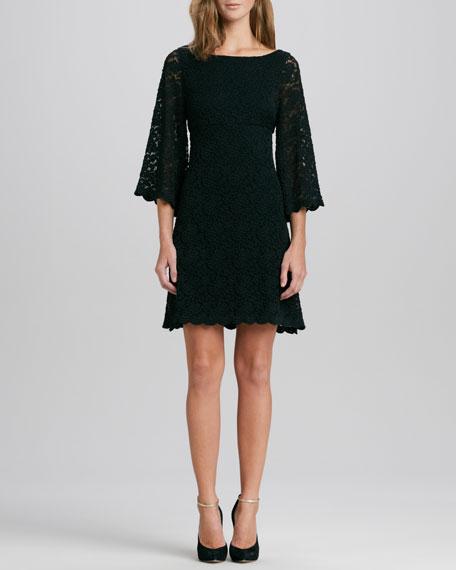 Baila Lace A-Line Dress