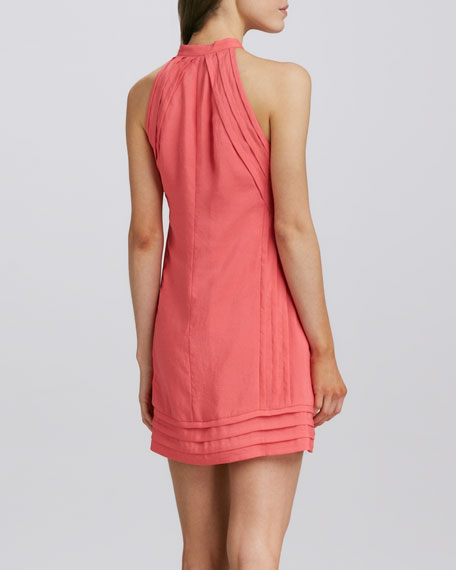 Costa Brava Halter Dress