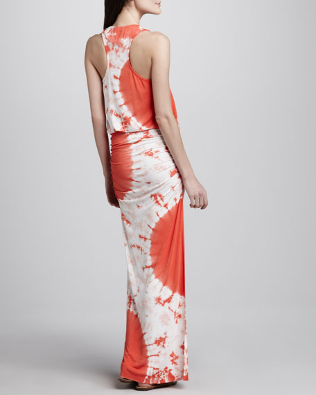 Mel Tie-Dye Maxi Dress