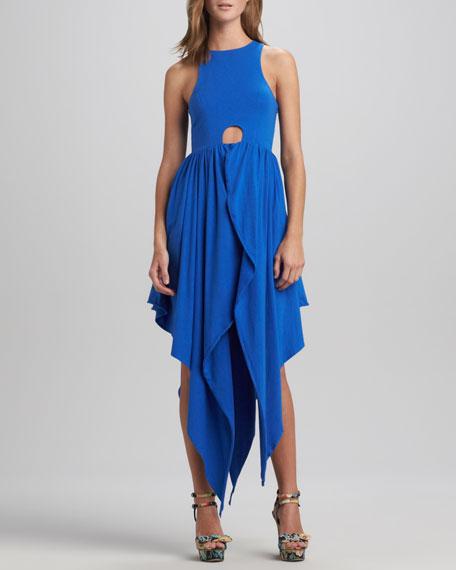 Journey Stone Asymmetric Dress