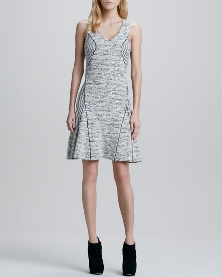 Francisca Sleeveless Knit Dress