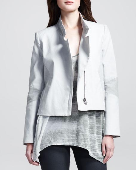 Kendo Paneled Zip Jacket