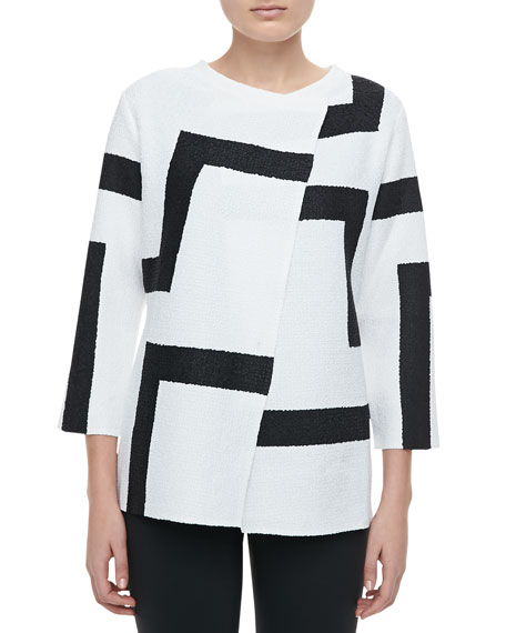 Abstract Modern Jacket