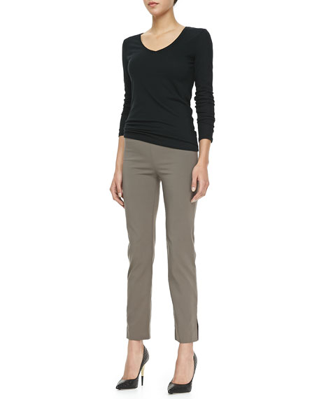 Venezia Ankle-Length Pants