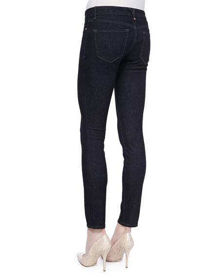 Stick Denim Skinny Jeans, Rinse