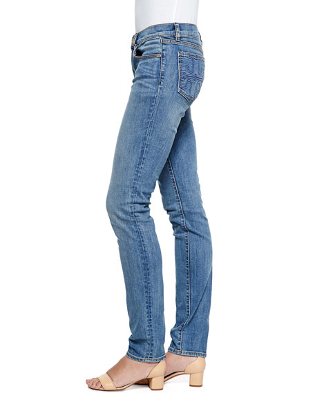 Super Skinny Denim Jeans, Weekend Wash