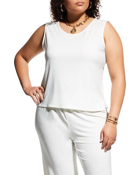 Caroline Rose Basic Knit Tank