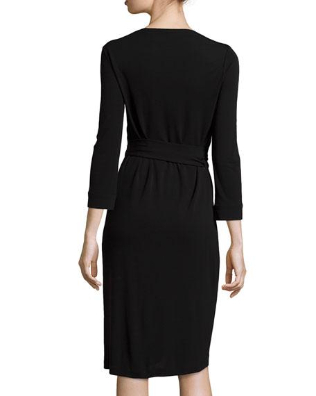 New Julian Two Matte Jersey Wrap Dress