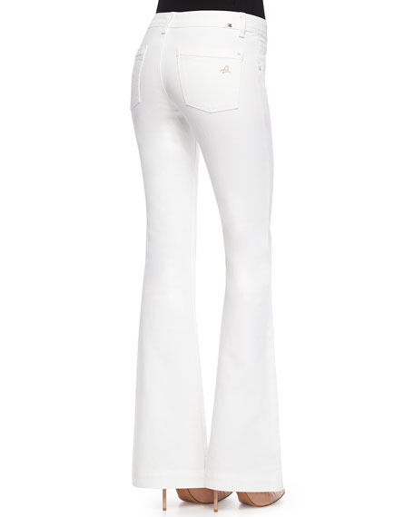 DL1961 Premium Denim Joy High-Rise Flare Jeans