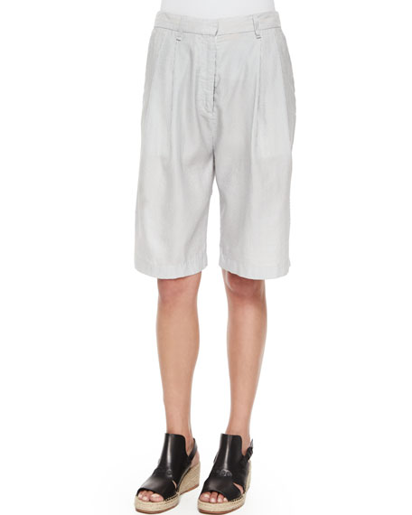 Rag & Bone Hemstead Striped Long Shorts