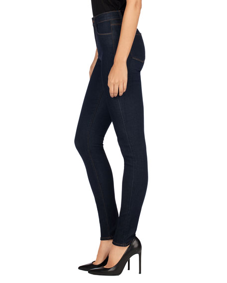 Maria High-Rise Super-Skinny Jeans