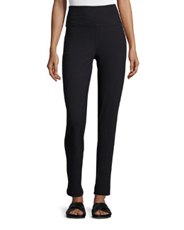 City/Sport Fit Solution Boot-Cut Trainer Leggings