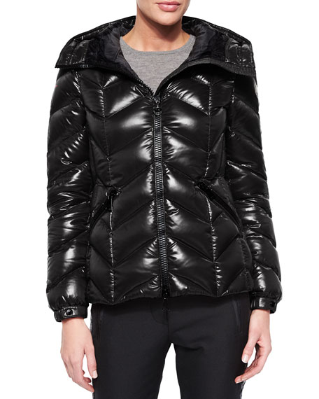 4164460c4 Badete Short Hooded Puffer Coat