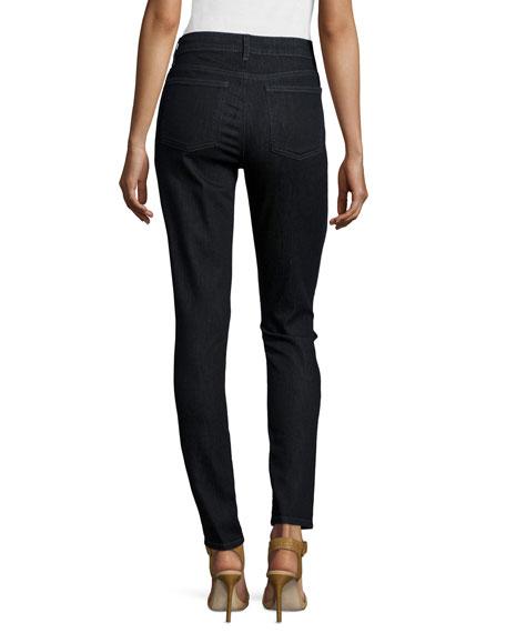 Organic Soft Stretch Skinny Jeans, Vintage Black