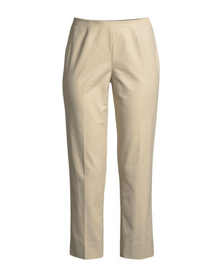 Metro Stretch Lexington Cropped Pants