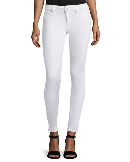 DL1961 Premium Denim Emma Power Legging Jeans, Porcelain