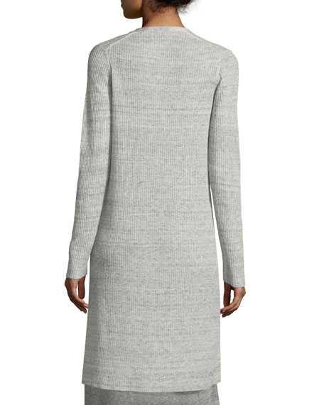 Fisher Project Ribbed Long Cardigan Reviews