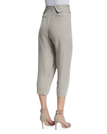 Jodi Silk Sarong Pants