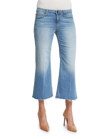 Joe's Jeans The Gaucho Mid-Rise Cropped Jeans, Jan