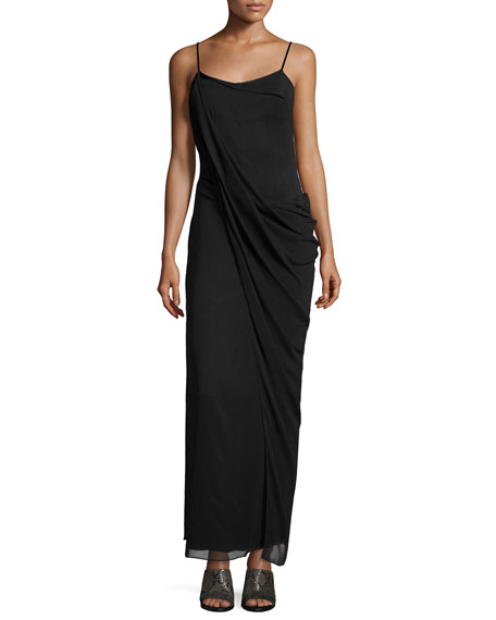 Rag & Bone Irina Sleeveless Stretch Chiffon Maxi