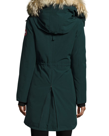 Canada Goose' mixed material woman down coat Canada Goose' 2015 white hot sale